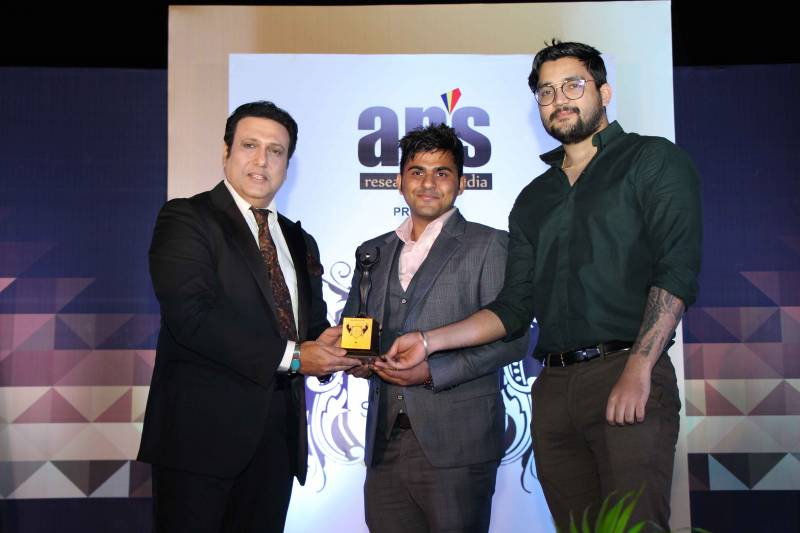Best Placement Record in Networking Industry (2018-2019) Award Won by Network Bulls