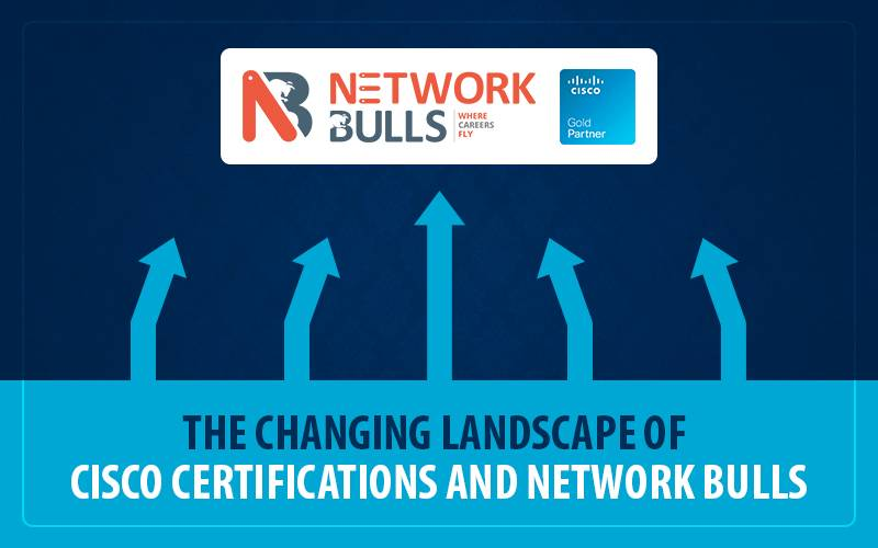 The Changing Landscape of Cisco Certifications and Network Bulls
