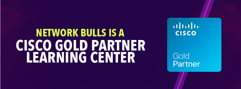Network Bulls is a Cisco Gold Partner learning center