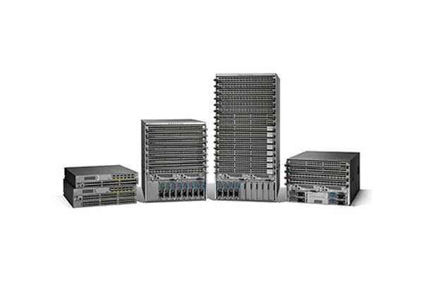 Explore Cisco Nexus 9000 Series Switches - Benefits Models