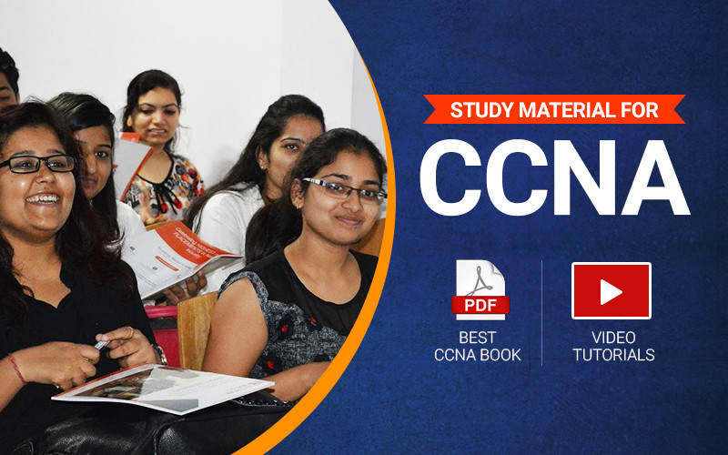 Study Material for CCNA | Best CCNA Book | Video tutorials | CCNA Devices #NB Tech A04