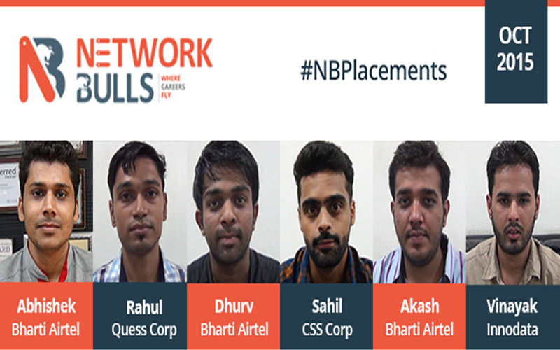 Record Breaking Placements Streak of Network Bulls Continues in October 2015