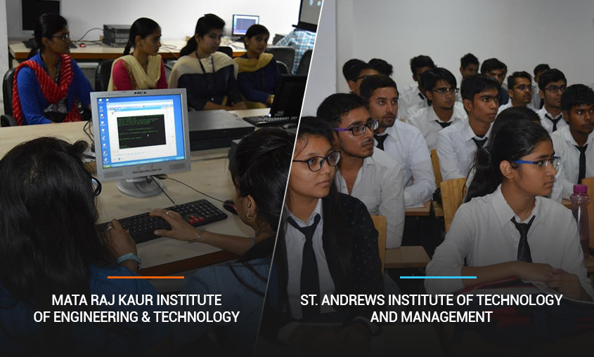 MRK & SAITM Students' Industrial Visit to Network Bulls | Best Industrial Training in India