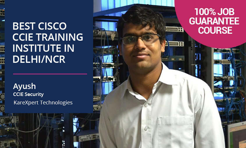 Get Inspired - Ayush Speaks about Network Bulls Job Placement, CCIE Security Training Reviews & More