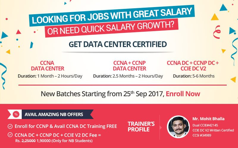 Network Bulls announces dates for Next CCNA, CCNP & CCIE Data Center Course Batches