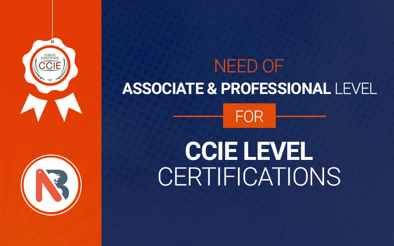 Need of Associate and Professional level for CCIE level certifications
