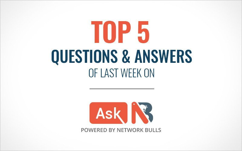 Top 5 Trending Stories of last week on Ask NB
