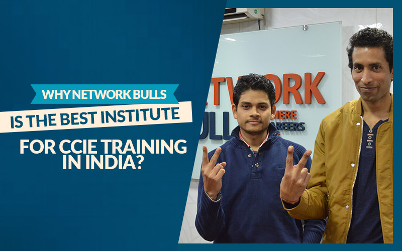 Why Network Bulls Is The Best Institute For CCIE Training In India?