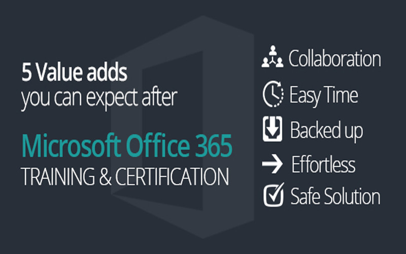 5 Value adds you can expect after Microsoft Office 365 Training & Certification