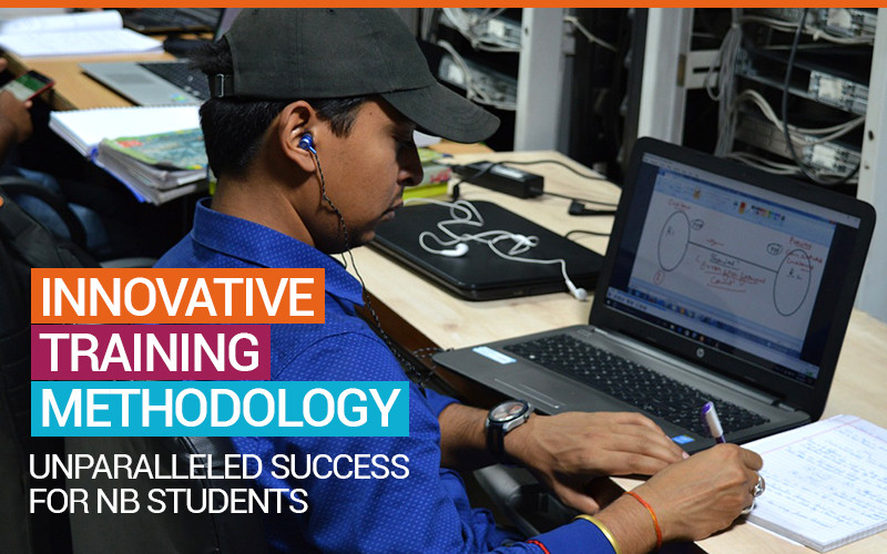 Innovative Training Methodology – Unparalleled success for NB Students