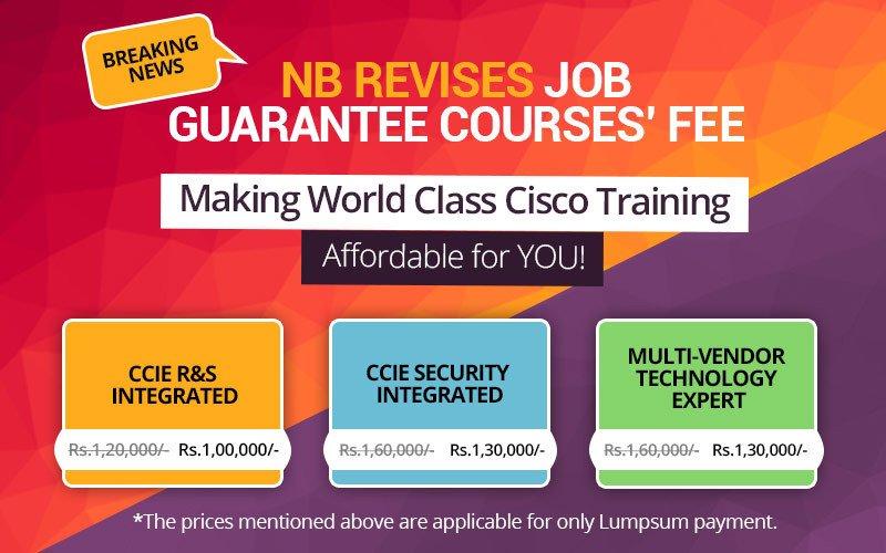 Network Bulls Revises Fee Structure for 100% Job Guarantee Courses