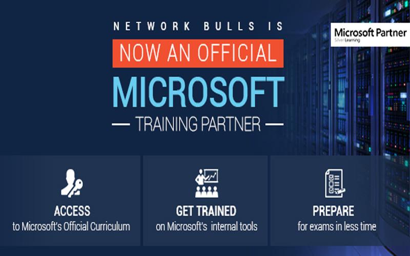 Network Bulls Is Now Authorized Microsoft Training Partner For Mcse