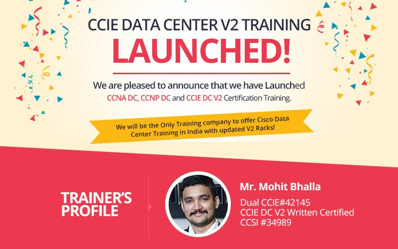 #Breaking News - Network Bulls Launches CCNA, CCNP & CCIE Data Center Certification Training