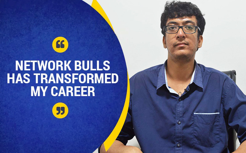 "Network Bulls has transformed my career"" - Rohit review after CCIE Security V5 Training"