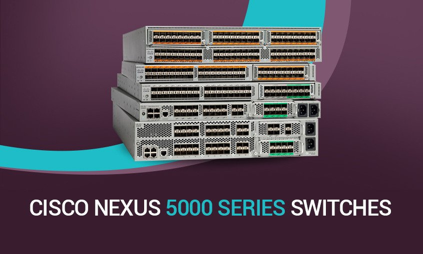 All you need to know about Cisco Nexus 5000 Series Switches - Network Bulls #Tech A18