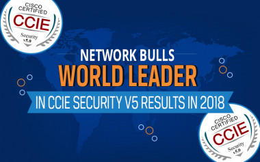 Network Bulls - World Leader in CCIE Security V5 Results in 2018