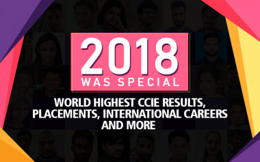 2018 was Special - World Highest CCIE Results, Placements, International Careers and more