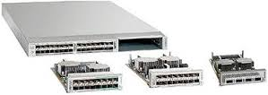 Features and models of Cisco Nexus 5500 series switches