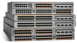 Cisco Nexus 5500 series switches