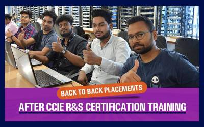 Back to Back Placement after CCIE R&S Certification Training from Network Bulls
