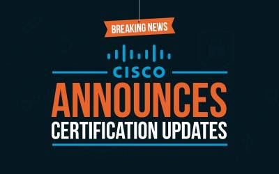 Know New CCNA, CCNP Enterprise and CCIE Certifications | Exams, Syllabus, Re-certification and more