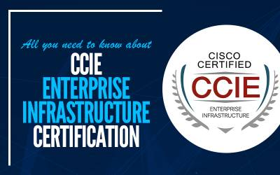 All you need to know about CCIE Enterprise Infrastructure Certification